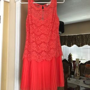 Lace Corral Dress